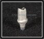 Pilar fresado de Titanio Mecanizado Biomet 3i - Laboratorio Protesis Dentales Jacobo Chicheri