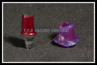 Encerado del Casquillo Ceramizado - Laboratorio Protesis Dentales Jacobo Chicheri